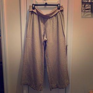 EUC Linen Pants